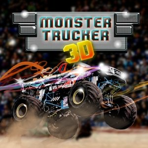 Image Monster Trucker 3D