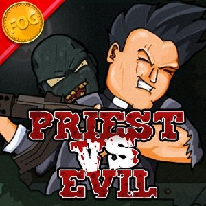 Image Priest Vs Evil