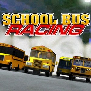 Image School Bus Racing