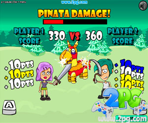 Image Pinata Warriors