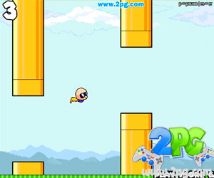 Image Super ShinyHead – Harder than Flappy Bird